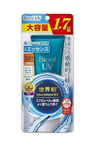 Kao Biore UV Aqua Rich Watery Essence Sunscreen SPF50+ PA++++ 85g